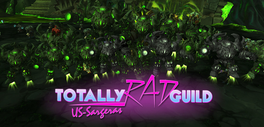 The Totally Rad Guild